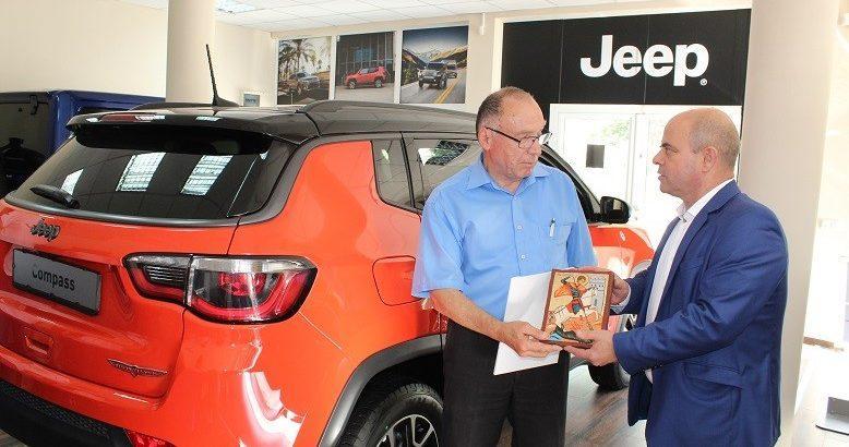 Нов автосалон на марката Jeep бе открит в Русе тази вечер