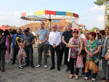 Народният представител Пламен Нунев присъства на празника на Полско Косово