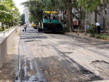"""Улиците """"Мадарски конник"""" и """"Никюп"""" са затворени за движение"""