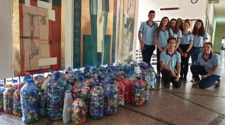 Ученици, родители и учители от СУ за европейски езици заедно в благотворителна акция