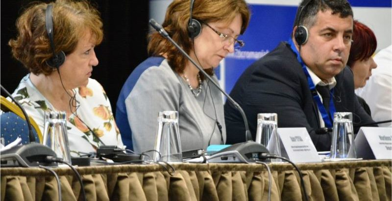 Областният управител и зам. - кметът на Община Русе Стр. Карапчански участваха в българо - румънски форум