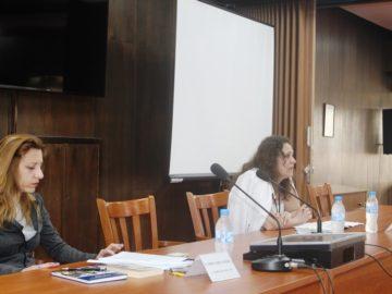 Студенти от ЮФ на Русенския университет посетиха Областна администрация - Русе
