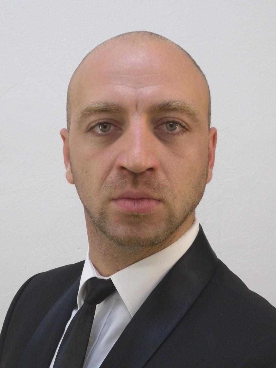 """Главен инспектор Петър Ванев е новият началник сектор """"Противодействие на криминалната престъпност"""" в Русе"""