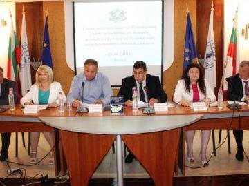 """Напредъкът в изпълнението на Оперативна програма """"Добро управление"""" беше отчетен днес в Русе"""