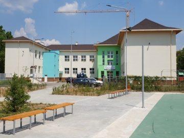 Комплексът за социални услуги за деца и семейства в Русе е напълно обновен