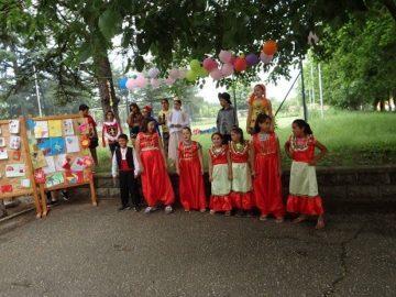 Фестивал на приятелството събра учениците в Ценово