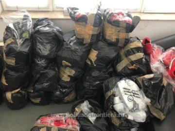 Фалшиви облекла, обувки и парфюми за около 300 000 лева задържаха на Дунав мост 1
