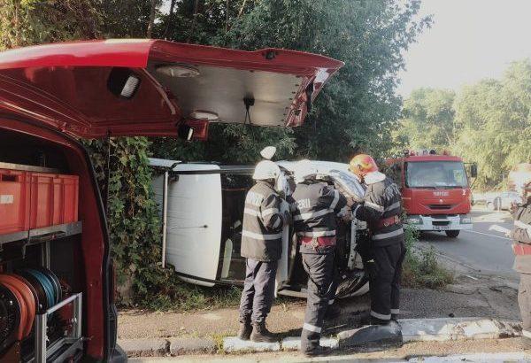 Трима сърби са ранени при катастрофа с автоплатформа до гюргевския стадион