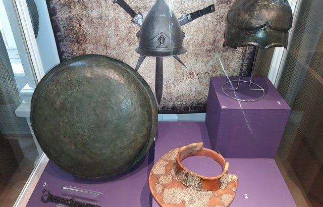 Тракийско въоръжение представя изложба в Русе