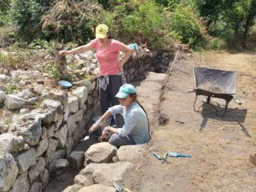 Министерството на културата подкрепи археологическите разкопки в Червен
