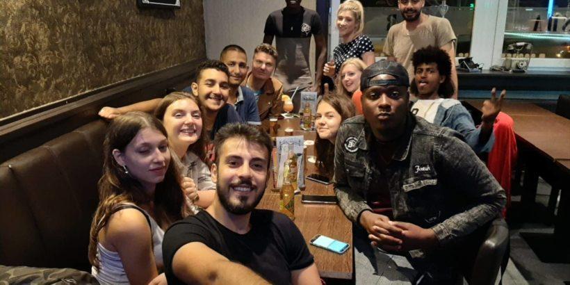 Русенски младежи участваха в младежки обмен в Кьолн