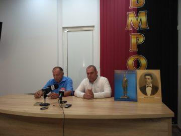 Паметникът на Васил Левски в Русе е готов на 25 %