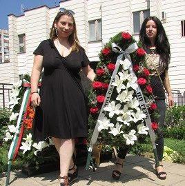 Почетоха паметта на загиналите при изпълнение на служебните си задължения русенски полицаи