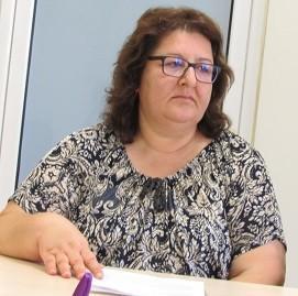 Агенцията за социално подпомагане в Русе Милена Влахова