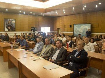 """Представиха Биосферен парк """"Сребърна"""" по време на Летния университет по програма на UNESCO"""