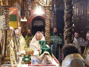 Русенският митрополит Наум участва в честване 550 години от връщане мощите на Св. Йоан Рилски в Рилския манастир
