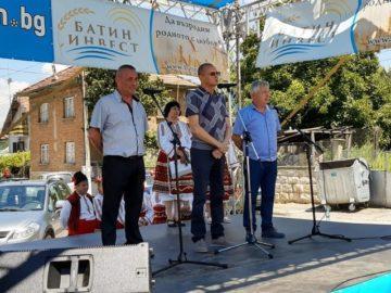 Празник на рибата се провежда сега в Батин