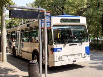 Още швейцарски тролейбуси тръгнаха по русенските улици
