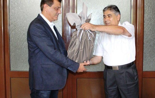 Зам. - областният управител Свилен Иванов празнува рожден ден днес