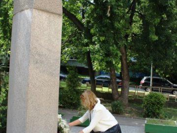 Областна администрация - Русе почете 182 години от рождението на Васил Левски