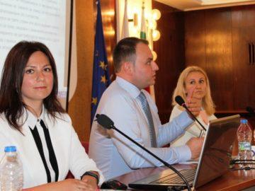 Десета конкурсна сесия на националния иновационен фонд бе представена в Русе