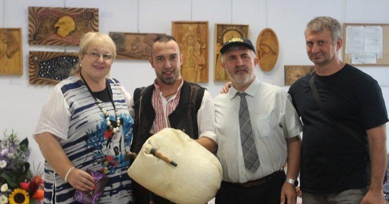 4 русенски художници откриха съвместна изложба днес