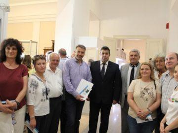 Над 180 спасени експоната от нелегален трафик бяха представени в изложба