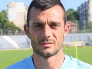 """Футболистът на """"Дунав"""" Стефан Христов празнува рожден ден днес"""