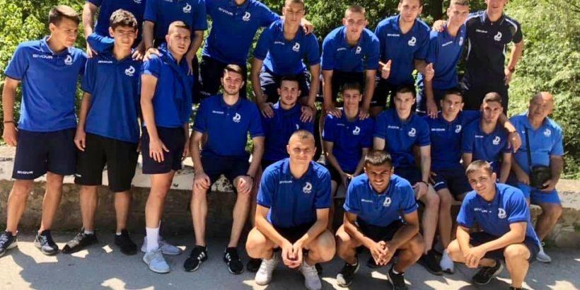 Дунав U19 с две победи в първите два кръга на първенството на eлитна група до 19 години