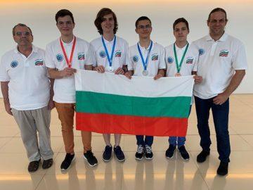 български отбор олимпиада информатика