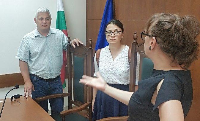 Литовски магистрат гостува в Административен съд - Русе