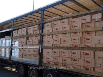 33 600 флакона с фалшив инсектицид задържани на Дунав мост 1