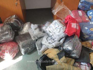Фалшиви облекла, обувки и парфюми за 40 000 лева са задържани на Дунав мост 1