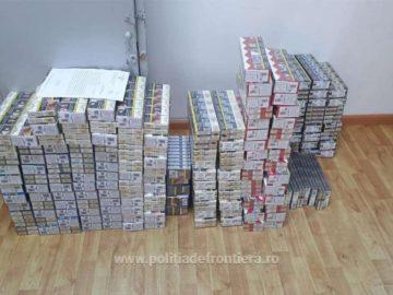 1 705 кутии контрабандни цигари са задържани на Дунав мост 1