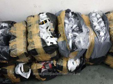 Контрабандни стоки за около 200 000 лева задържаха на Дунав мост 1