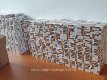 Камион на българска куриерска фирма спрян на Дунав мост 1 с контрабандни цигари, парфюми и др.