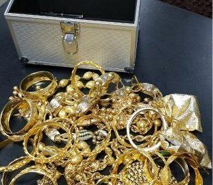 Над 2 кг златни накити задържаха митническите служители в района на ГКПП Дунав мост