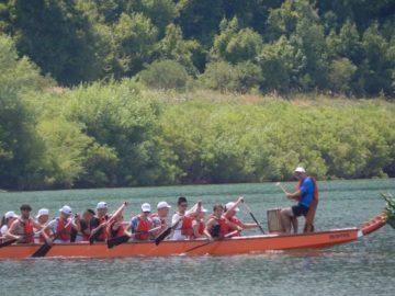 Фестивал на драконови лодки и празник на кану-каяка ще се състои в Русе на 25 август