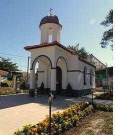 На 31 август ще се състои тържественото откриване на новопостроен параклис в Борово