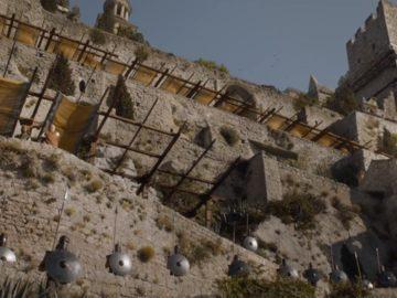 """Изображението на Червенската кула в поредицата """"Игра на тронове"""""""