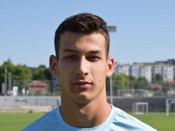 Кристиан Върбанов с повиквателна за юношеския национален отбор до 19 години