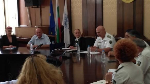 Командирът на ВМС контраадмирал Кирил Михайлов в Русе: До края на годината ще бъде подписан договор за строежа на новите патрулни кораби