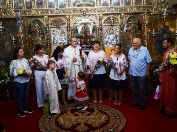 Дървената църква в Гюргево почете енориашите си на по повод Голяма Богородица