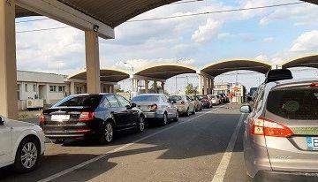 Големи опашки на ГКПП - Русе и ГКПП - Гюргево, но преминаването става бързо