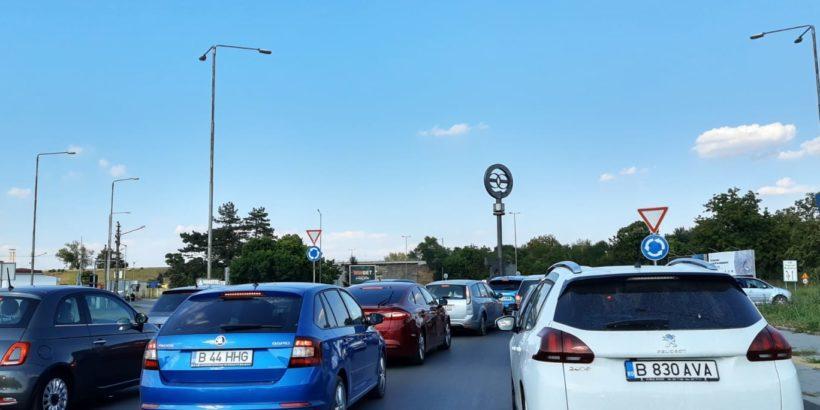 """Задръствания в района на ГКПП """"Дунав мост"""" тази вечер"""