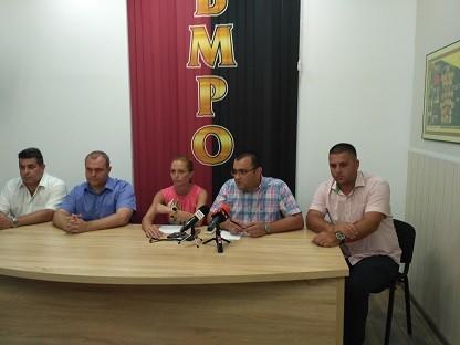 Галин Григоров, Иво Пазарджиев, Искрен Веселинов и Луиза Попова са четирите номинации на ВМРО за кмет на община Русе