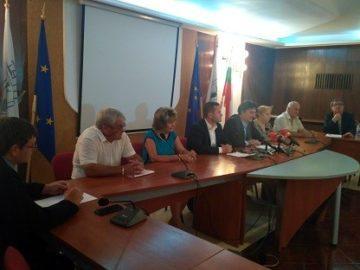 """Пенчо Милков е кандидатът на коалиция """"Обичам Русе"""" за кмет на Община Русе"""