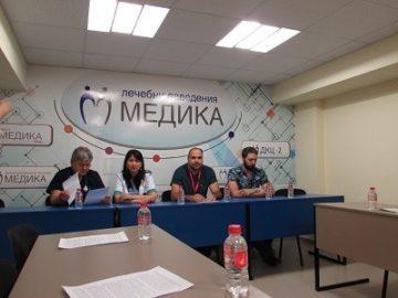 """На 7 август имплантираха първите кардиовертер дефибрилатори на двама пациенти в СБАЛК""""Медика Кор"""" в град Русе"""