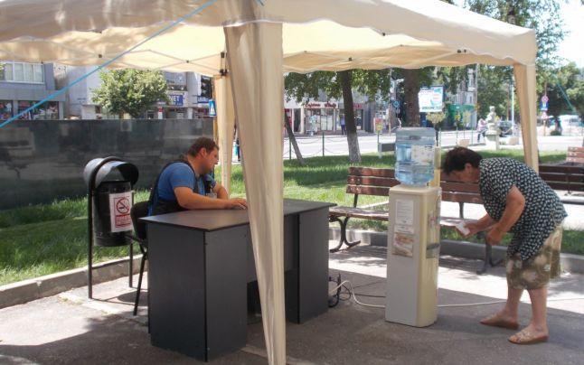 9 пункта за оказване на първа помощ в горещините в Гюргево