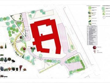 Медика изгражда паркинги и зелен парк в Русе